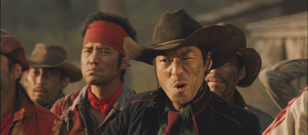 Still from Sukiyaki Western Django