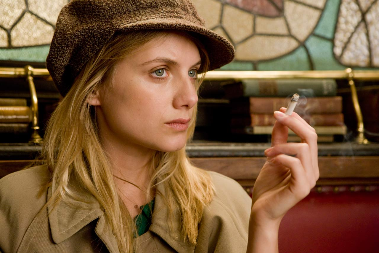 Mélanie Laurent in <i>Inglourious Basterds</i>