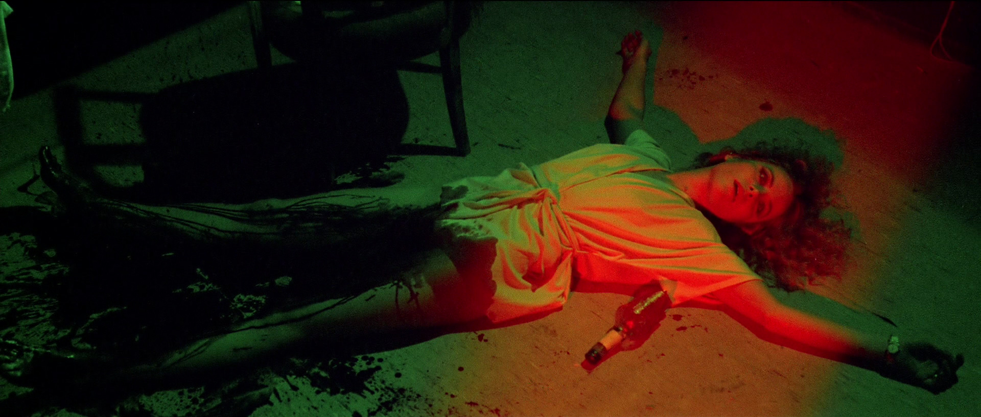 Zora Kerova in <i>The New York Ripper</i>