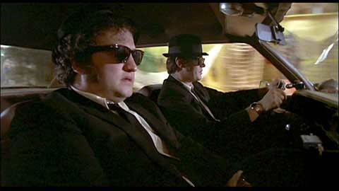 Audio Commentary: <i>The Blues Brothers</i>
