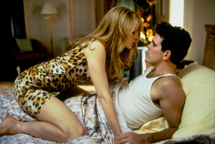 Nicole Kidman and Matt Dillon in <em>To Die For</em>